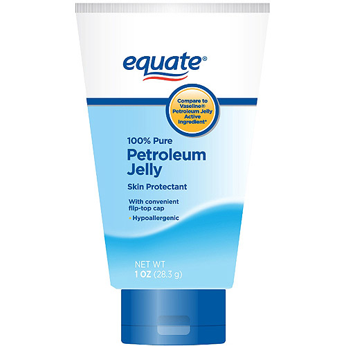 Equate 100% Pure Petroleum Jelly Skin Protectant, 1 oz