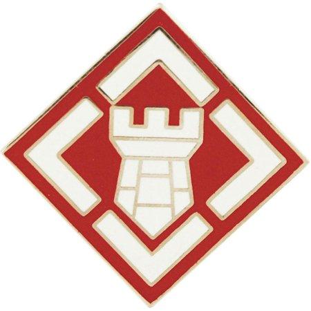 U.S. Army 20th Engineer Brigade Pin - 20th Engineer Brigade