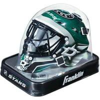 Dallas Stars Unsigned Franklin Sports Replica Mini Goalie Mask