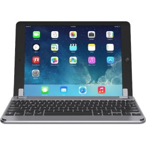 """Brydge 9.7"""" Keyboard Case for Air, Air 2 Pro and 2017, Space Gray"""