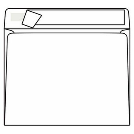 Open Side Tyvek Booklet Envelopes, 9