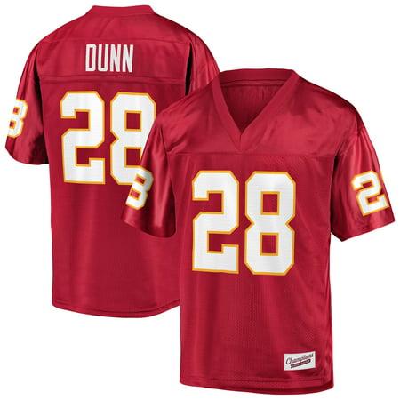 Florida State Seminoles Warrick Dunn Fanatics Branded Champions Collection Jersey - Garnet