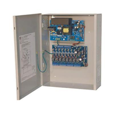 Altronix 8 Fused Outputs Power Supply/Access Power Controller 12VDC, 10A