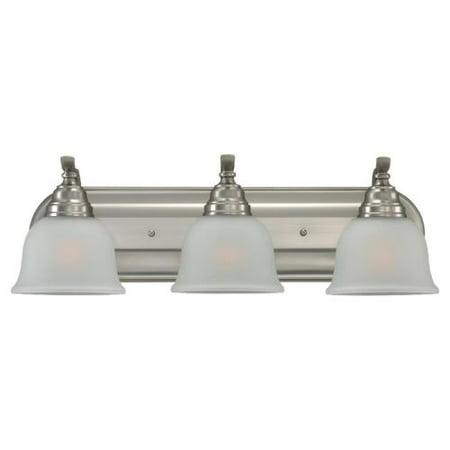 Sea Gull Lighting 44627 Wheaton 3 Light Bathroom Vanity Light