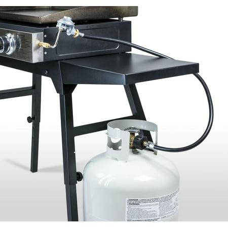 Blackstone 3-Foot Propane Adapter Hose with Regulator