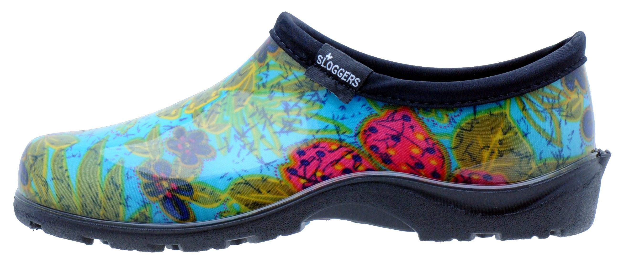 Sloggers Women\'s Sloggers Waterproof Rain Shoes - Walmart.com