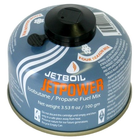 Jetboil Group Cooking System - JetBoil Jetpower Fuel - 100g, Blue