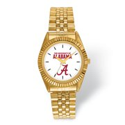 FB Jewels LogoArt University of Alabama Pro Gold-tone Gents Watch