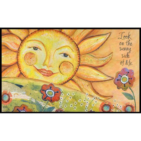 - 2019 Sunny Side Doormat,  by Lang Companies