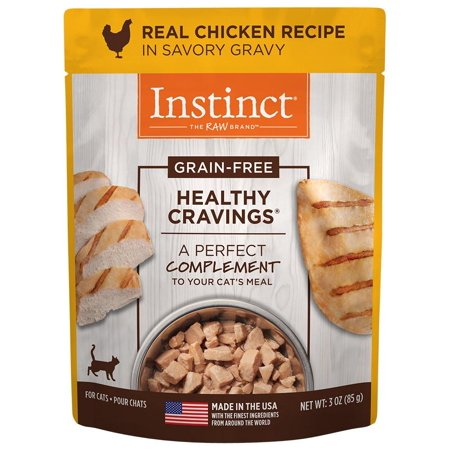 Nature's Variety Instinct 12 Pack Sampler Box - 8 Total Cans (Beef Duck LambChicken Salmon Rabbit Venison & Chicken Formula Ultimate Protein) - 4 Pouches (Tuna and Chicken) 3 Ounces Each ()
