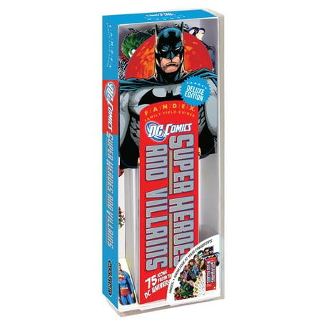 DC Comics Super Heroes and Villains : Fandex Deluxe - Comic Book Women Villains