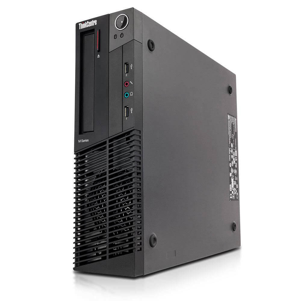 Lenovo ThinkCentre M92p Refurbished Business Desktop Computer - Intel Core i7 Up to 3.9GHz, 16GB RAM, 480GB SSD, Windows 10 Pro (Monitor Not Included)