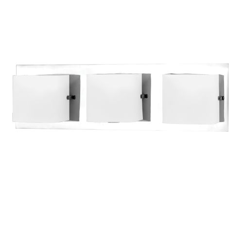Eurofase Lighting 19425 3 Light Talo Bathroom Fixture from the Illuminations Col