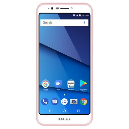 BLU Studio View XL S790Q 16GB Unlocked GSM Dual-SIM Android Phone w/ 13MP Camera - Rose Gold](unlocked android cell phone deals)