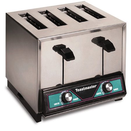 Toastmaster TP409 Pop-Up Four Slice Bread & Texas Toast Toaster (Best 4 Slice Pop Up Toaster)
