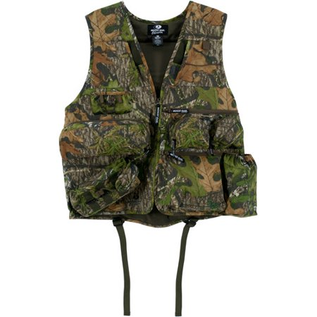 3b63aeb4771a6 Mossy Oak - Mossy Oak Apparel Turkey Vest - Walmart.com