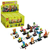 Deals on LEGO Minifigures Series 19 Building Kit 71025