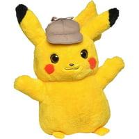 Pokemon Detective Pikachu Plush