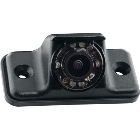 Voyager VCMS140iB Color CMOS IR LED Camera, 140° Viewing Angle Rear Camera with LED Low-Light Assist,