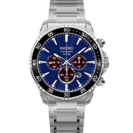 Core Chronograph Mens Watch SSC445 (Seiko Core Mens Watches)