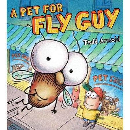 A Pet for Fly Guy - Last Minute Halloween Ideas For Guys