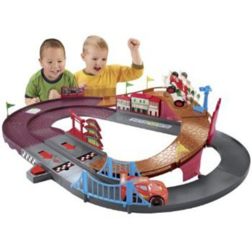 Fisher-Price Disney Cars 2 Shake 'N Go, World Grand Prix