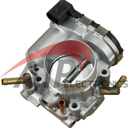 Brand New Throttle Body Assembly W/ Sensor For 2001-2005 Volkswagen Beetle Golf And Jetta 2.0L L4 AZG Oem Fit TB48
