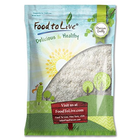 Raw Coconut (Shredded Coconut, 2.5 Pounds - Shredded, Unsweetened, No SO2, Kosher, Raw, Vegan - by Food to Live )