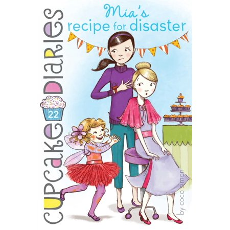 Mia's Recipe for Disaster - Dc Cupcakes Halloween Recipes