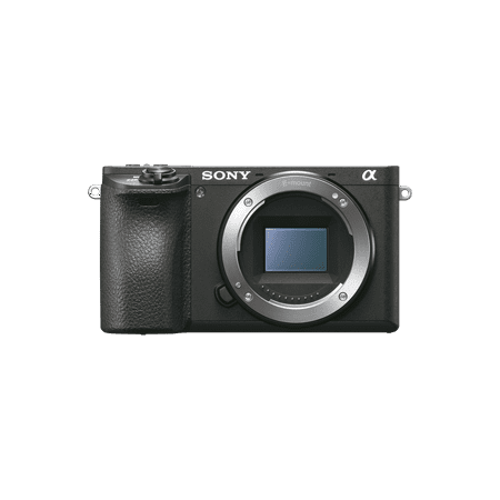 Sony Alpha a6500 Mirrorless Interchangeable-lens Camera - Black