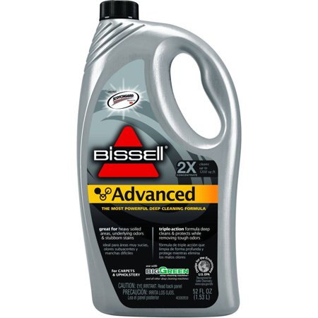 Bissell 52 oz. 2X Advanced Formula, Triple Action Cleaning, Pack of