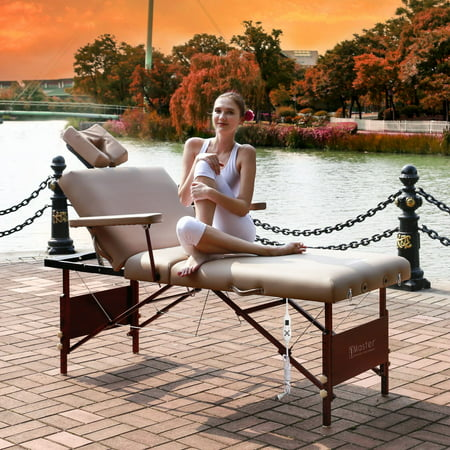 30   Del Ray Salon Therma Top Pro Package Massage Table