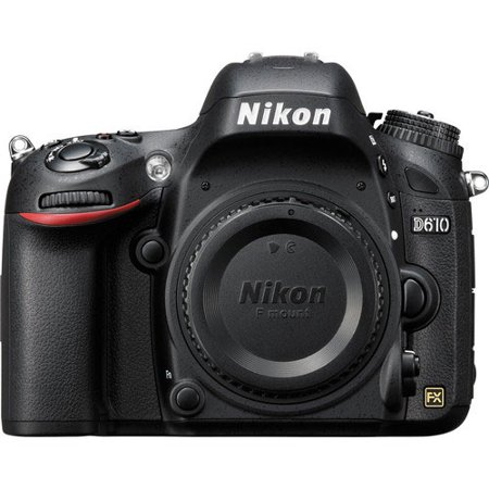 Nikon D610 Digital Camera Body