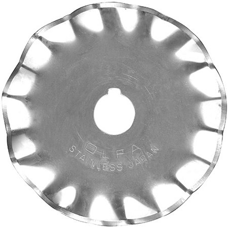 Hill Tribe Silver 45mm - Rotary Wave Blade Refill, 45mm