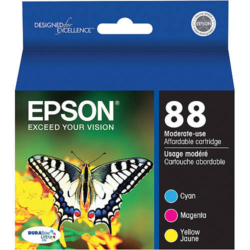 Epson T088520 Color Multi-Pack DURABrite Ultra Ink Cartridge