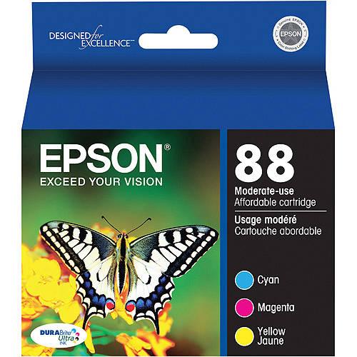 Epson T088520 Color Multi-Pack DURABrite Ultra Ink Cartridge