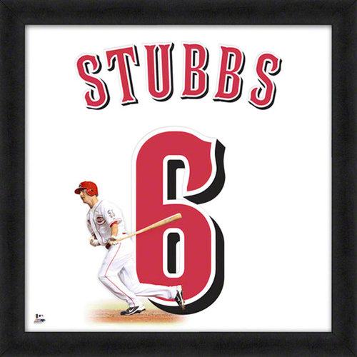 MLB - Drew Stubbs Cincinnati Reds 20x20 Uniframe Photo