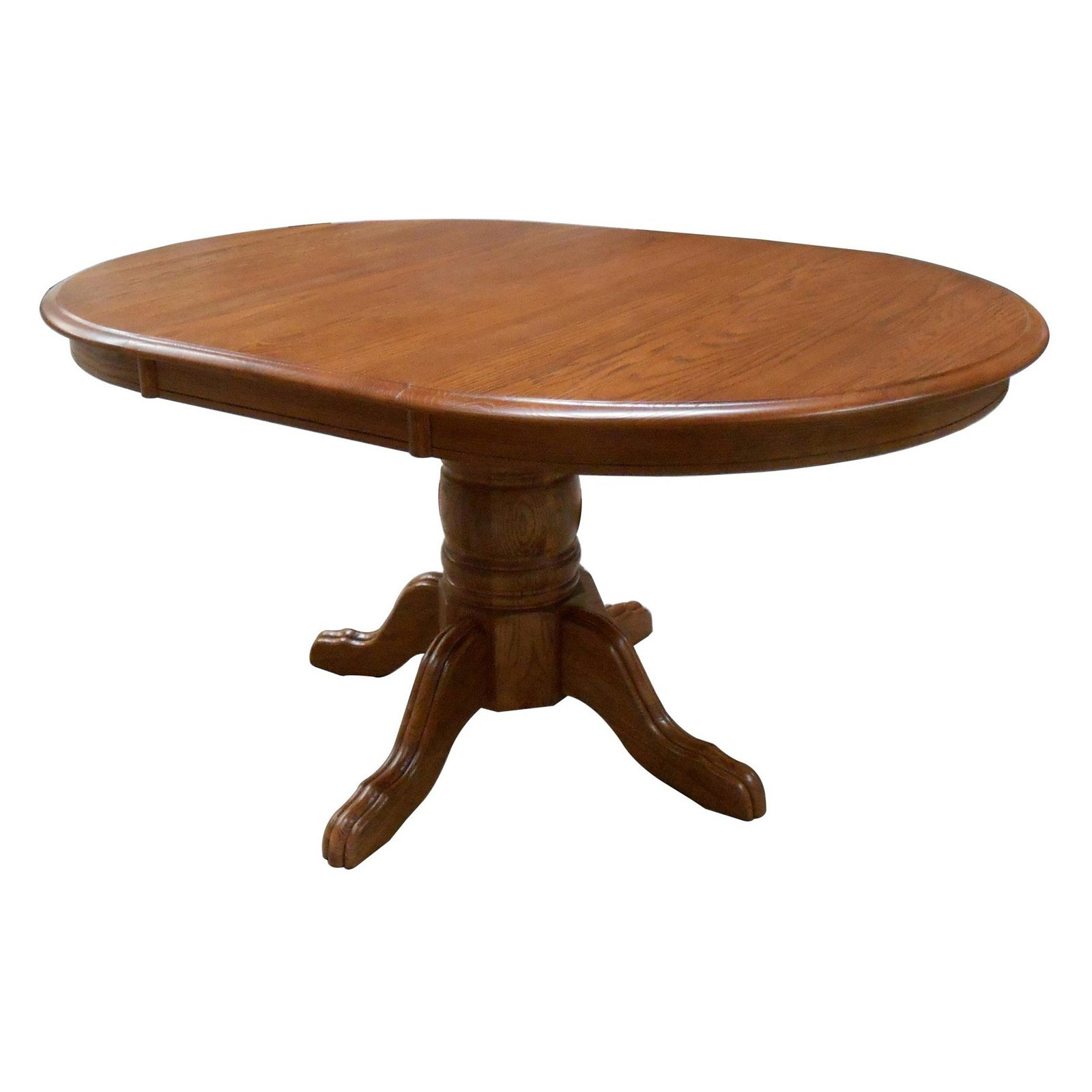 Chelsea Home Softwood Pedestal Dining Table by Chelsea Home Furniture LLC.