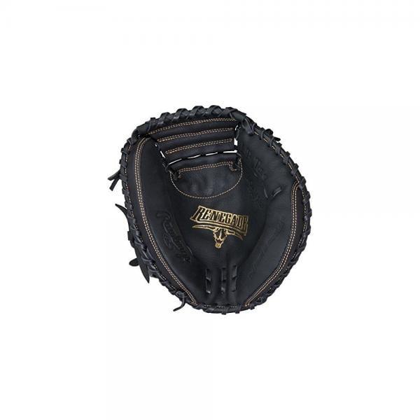 Rawlings Sporting Goods Renegade Series Catchers Mitt, Bl...