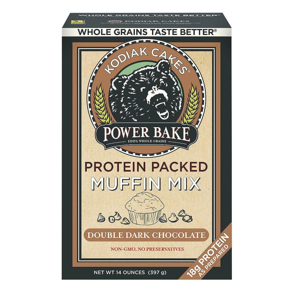 Power Bake Dark Chocolate Muffin Mix (Pack of 2)