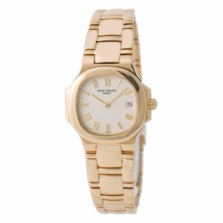 Patek Philippe Nautilus 4700/51J Gold Women Watch (Certified Authentic & Warranty)