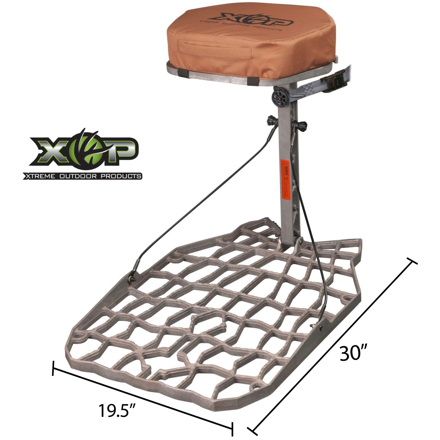 XOP XPS Silver Medium Hang On Tree Stand