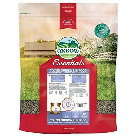 Oxbow Essentials Cavy Performance Young Guinea Pig Food, 25 lbs.
