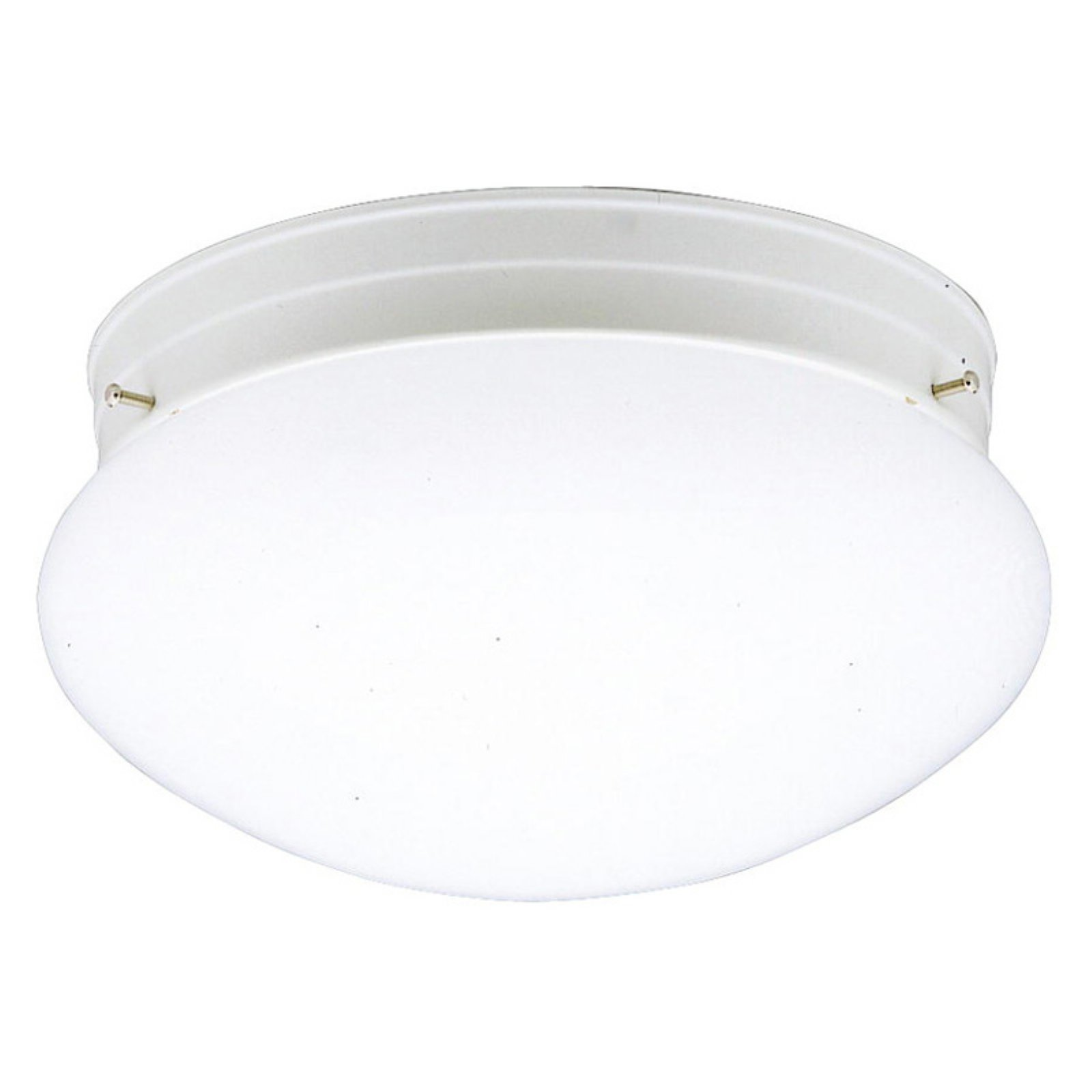 Kichler Ceiling Space 208WH Flush Mount - 9 in. - White