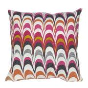 Liora Manne Floating Ink Indoor/Outdoor Pillow