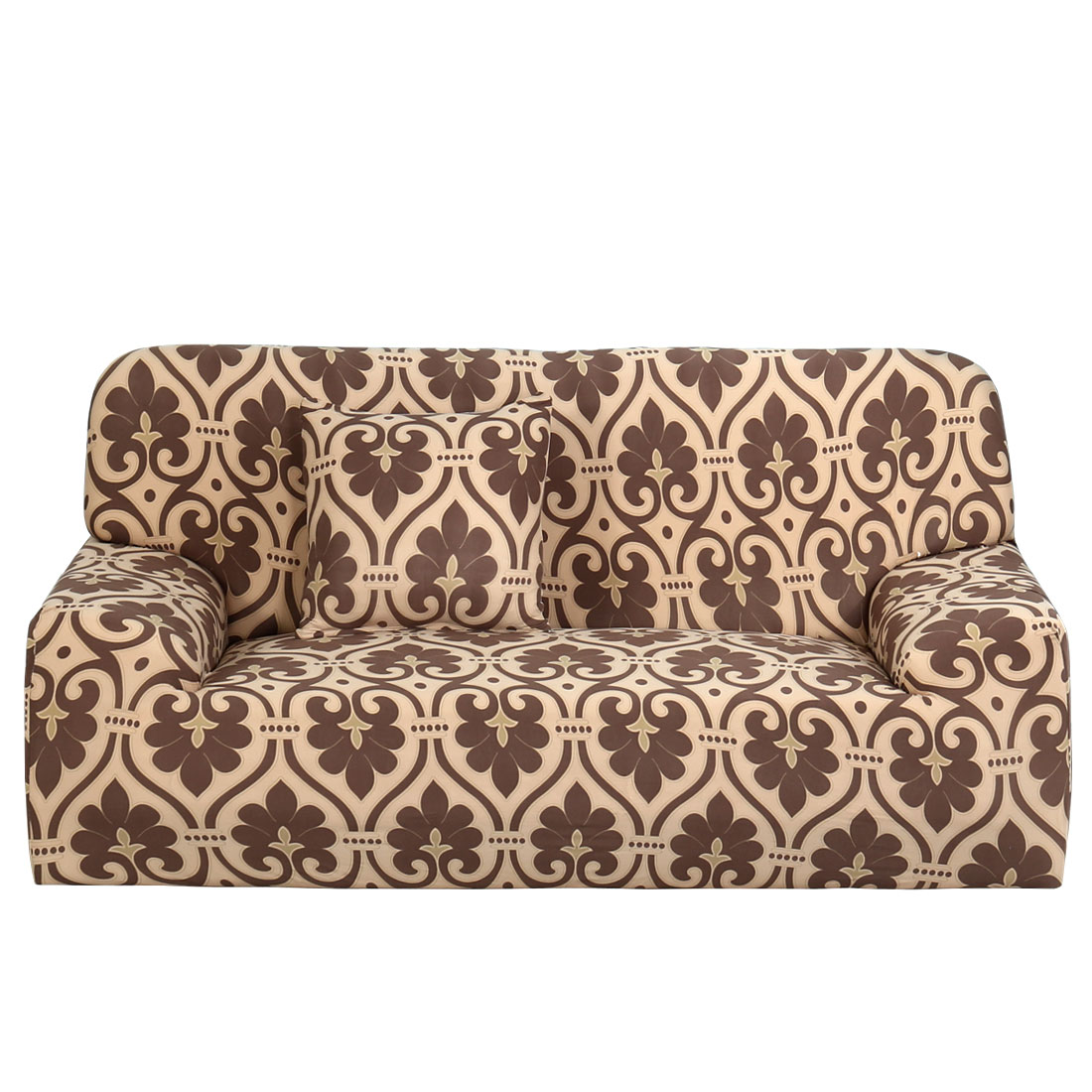 Stretch Fabric Home 1/2/3 Seats Cover Sofa Cover Loveseat Slipcovers
