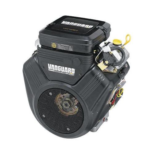 Briggs & Stratton 356447-3079-G1 570cc Vanguard Series Engine w/ 1 in. Tapped 3/8 - 24 Keyway Crankshaft (CARB)