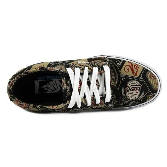 6e34202b2bc7 Vans - Vans Chukka Low Round Toe Canvas Sneakers - Walmart.com