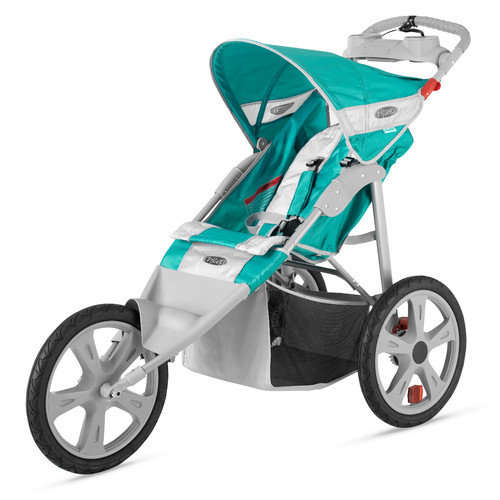 InSTEP Flash Fixed Wheel Jogging Stroller