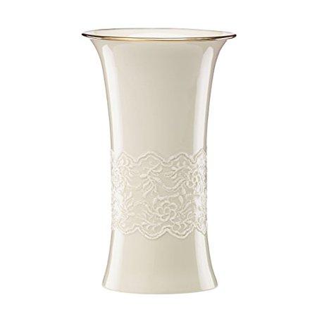 Lenox Lace Trumpet Vase By Lenox Walmart
